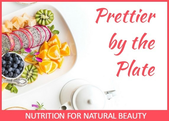 Your natural beauty is intricately tied to your health and well-being. Learn which foods and nutrients are best for boosting your beauty & aging gracefully.  Prettier by the Plate!