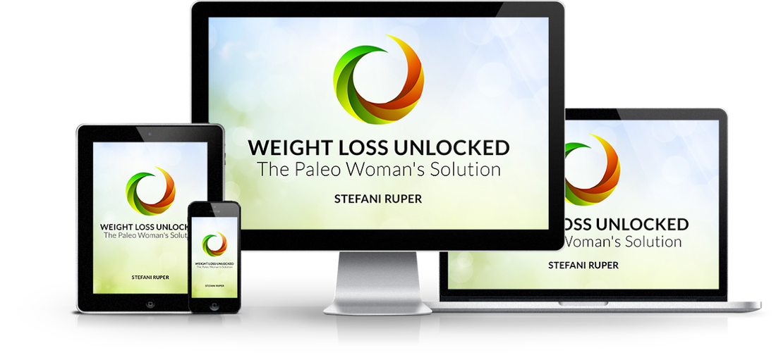 Weight Loss Unlocked: The Paleo Woman's Solution: a weight loss program for women that combines the smart science of paleo with the rarely discussed but crucial science of female physiology.