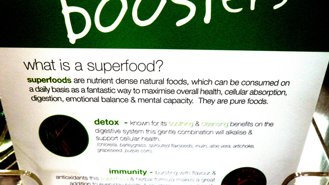 Are YOU Eating These 3 Superfoods? , by www.aunaturalenutrition.com