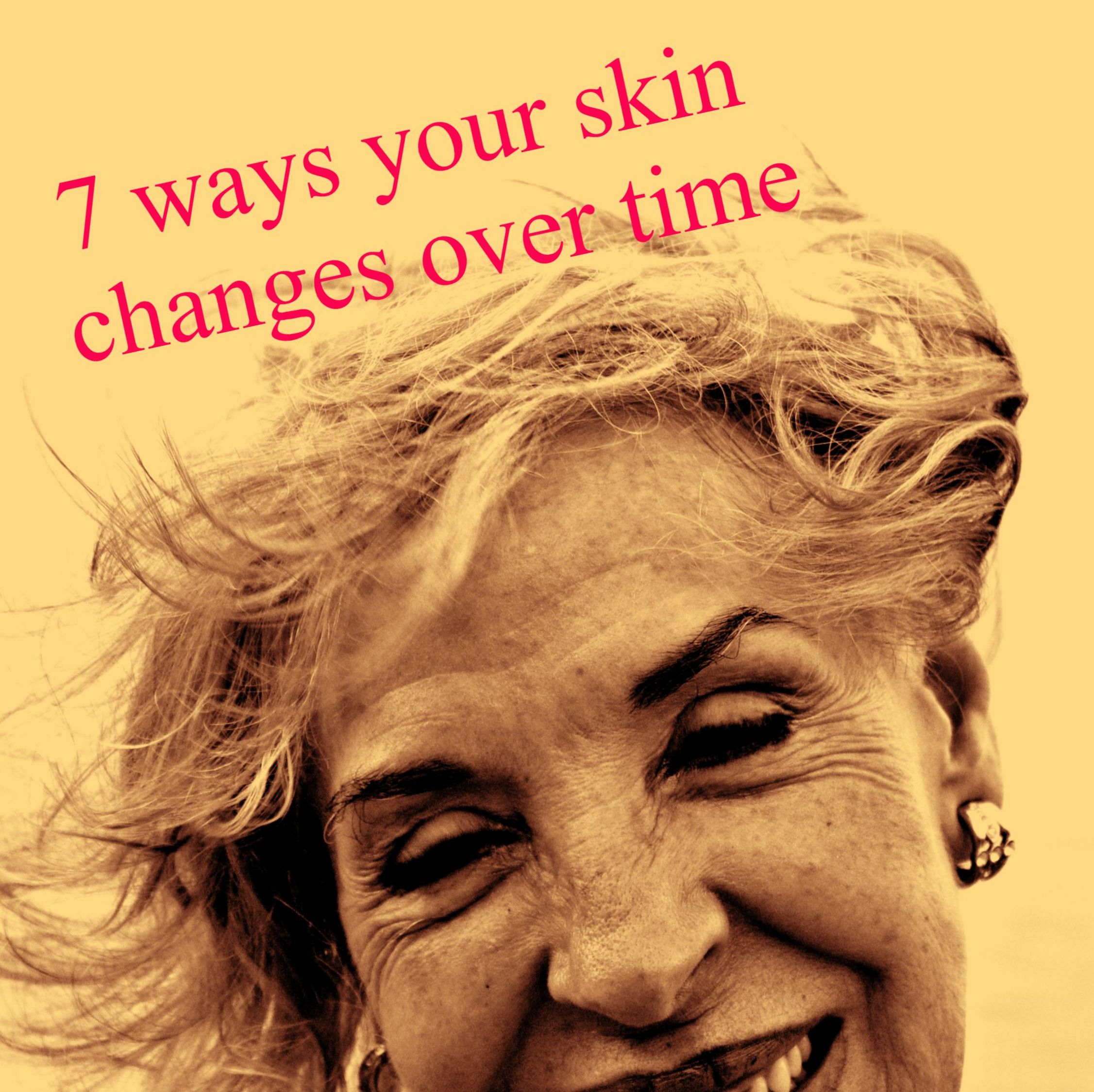 How can you tell what decade of life someone is in? It's usually by their skin. Does it look unblemished, taught, and plump? Or is it dry, wrinkled, droopy, and thin? In this post, I'll detail the most obvious signs of aged skin. You may be surprised to learn that the effects can be both ​aesthetic and medical in nature.
