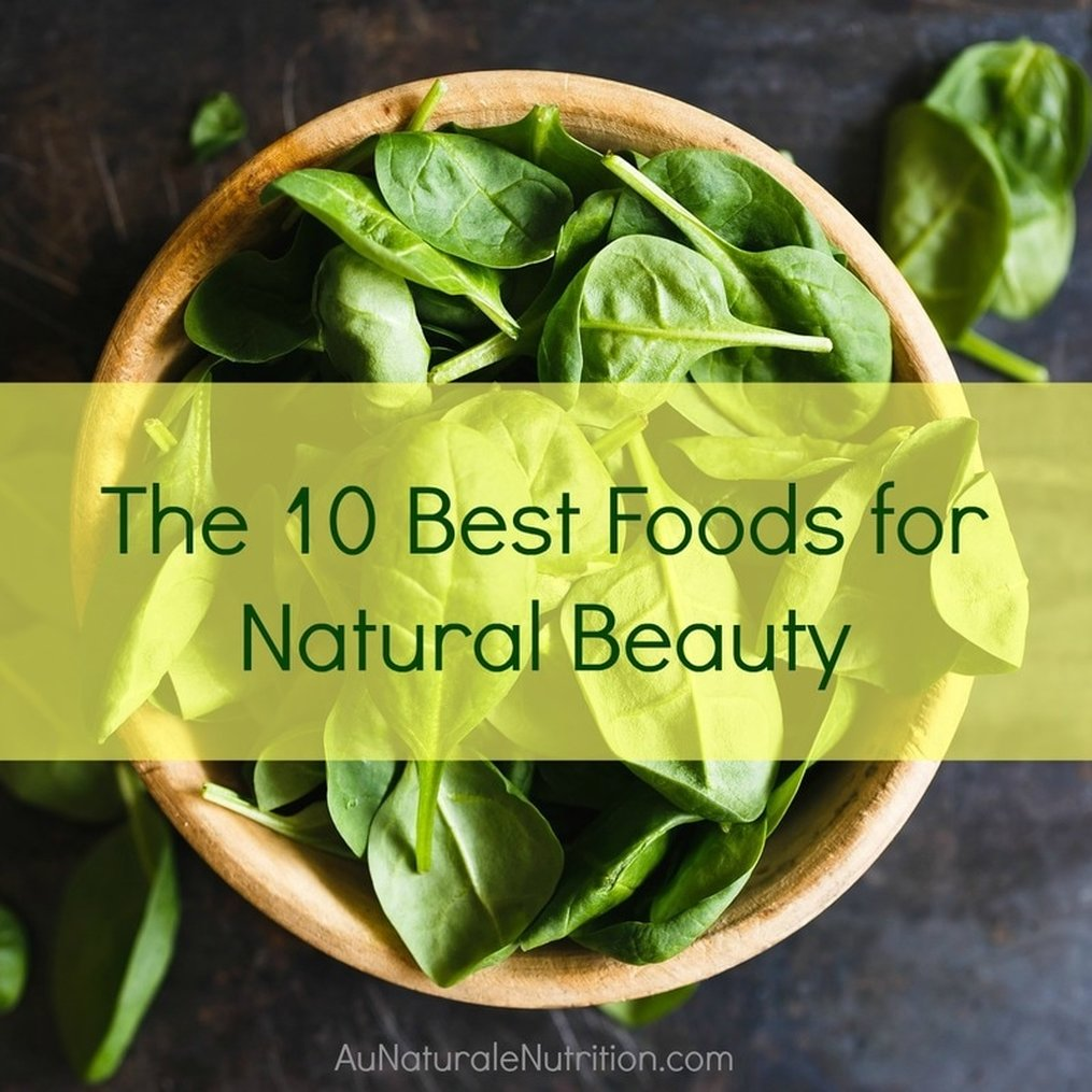 The 10 Best Foods for Natural Beauty & Youthful Skin: Healthy, radiant skin must start on the inside with whole-food nutrition. Print the list!