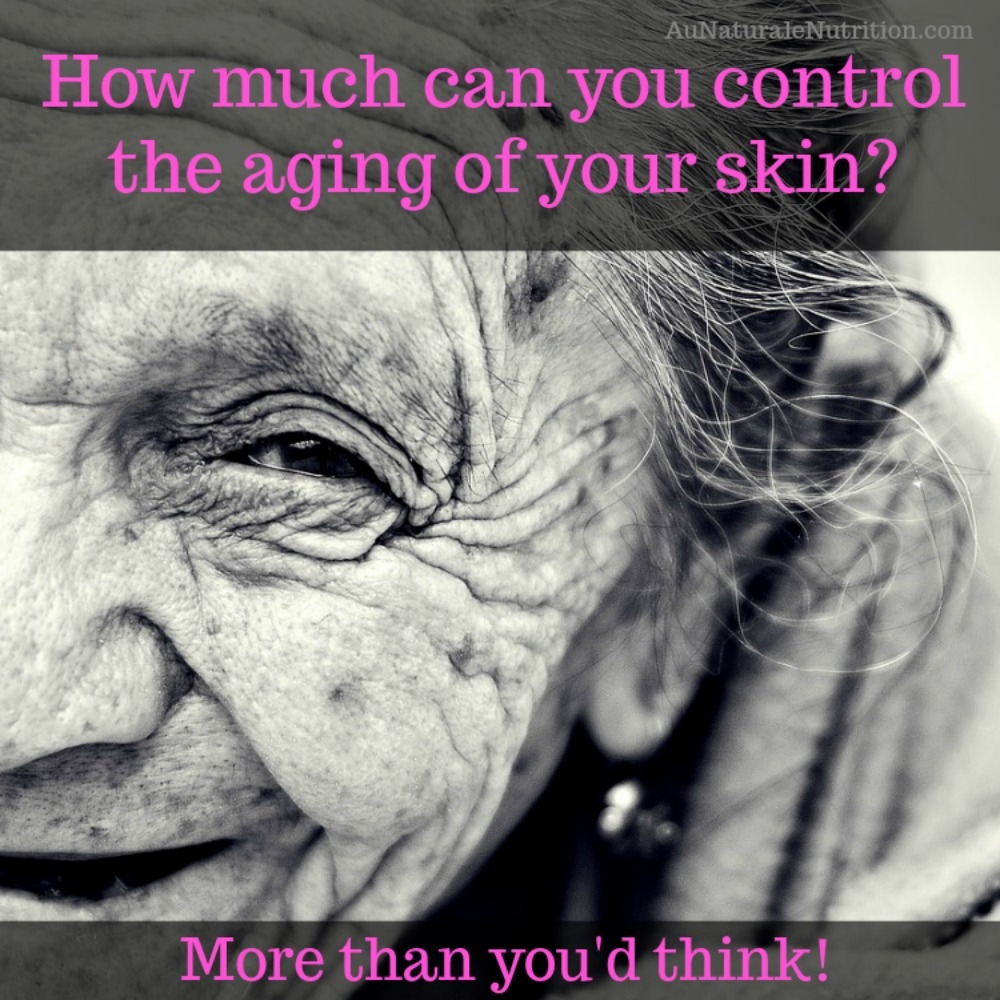 There are two main factors that cause your skin to age: they are the genetic factors and the environmental factors. You can do a lot to influence both and remain youthful longer!!