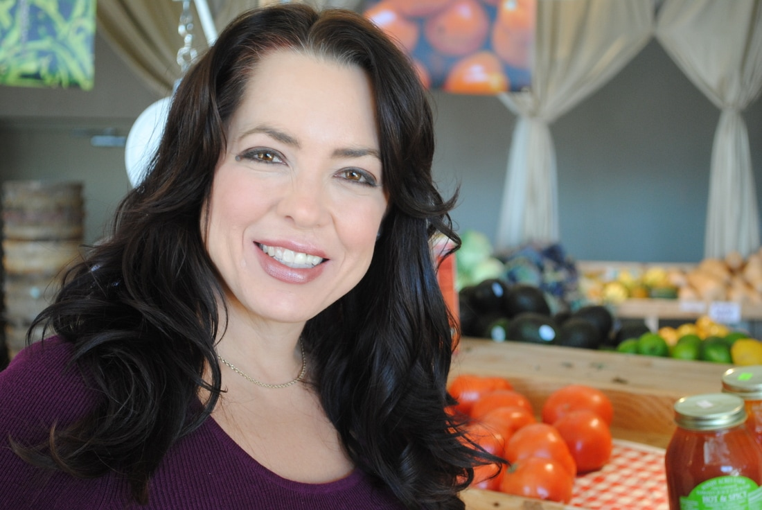 My JOurney to Whole-Food Nutrition, by Jenny at www.AuNaturaleNutrition.com