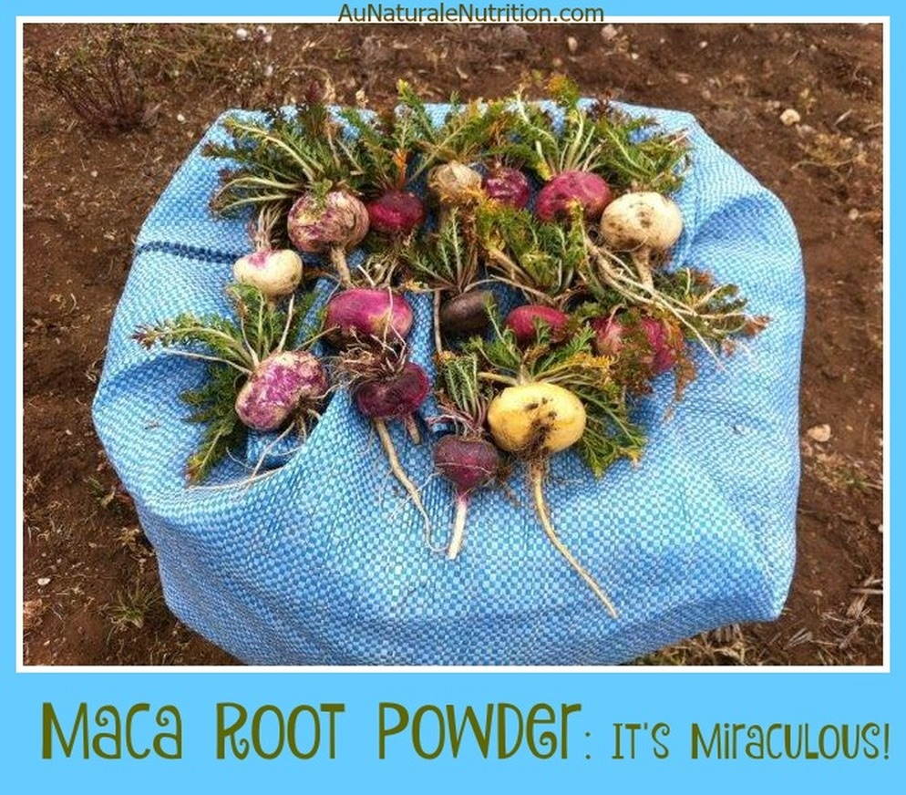Maca: Miraculous for energy, libido, skin health, mental clarity, stress management, and hormone balance. What Can't it Do?