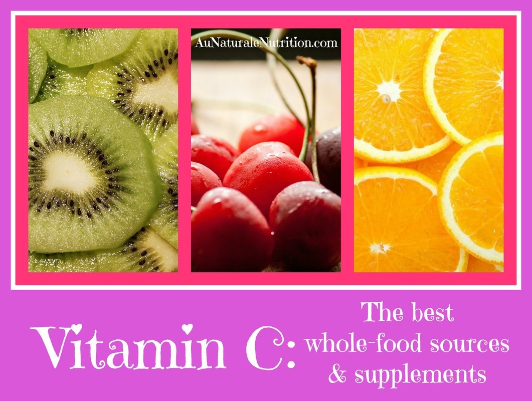 Everything you need to know about vitamin C  (health benefits, collagen/skin health, whole foods, and re-thinking your supplements).